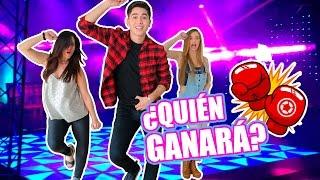 BATALLA DE BAILE ft. Juan de Dios Pantoja & SandraCiresArt | RETO: IMITANDO COREOGRAFÍAS! ♥ thumbnail