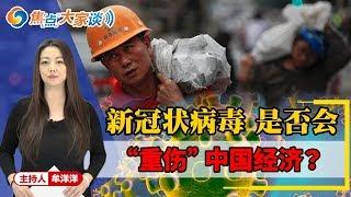 发展的疫情会重伤中国经济吗?《焦点大家谈》2020年1月29日 第110期