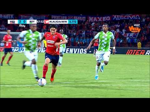 Liga Aguila 2018 II | Medellín 2-0 Chicó - Fecha 2 | Win Sports
