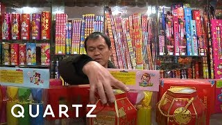 China just banned Lunar New Year fireworks in Beijing thumbnail
