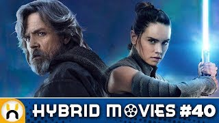 New Star Wars Trilogy and TV Series Announced | Hybrid Movies #40