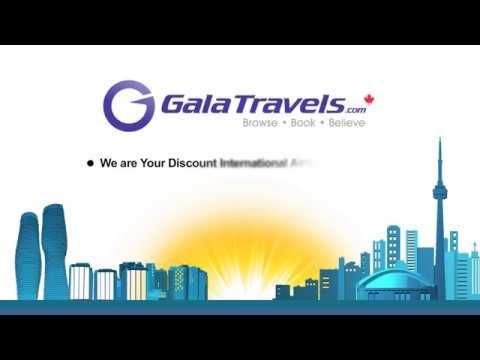 Gala Travels, Canada - 2016 Consumers Choice Award Winner