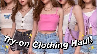 $100 SHEIN Try-On Haul 2020! ✨ [HONEST REVIEW!!] screenshot 3