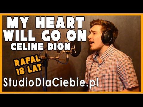 My Heart Will Go On - Céline Dion (cover by Rafał Gałka)