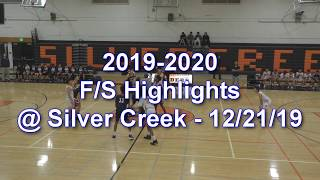 2019-2020 LHS Basketball Highlights - F/S v Silver Creek