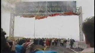 Bridge Fest '97 Ending With Stompin' Tom Connors - The Confederation Bridge