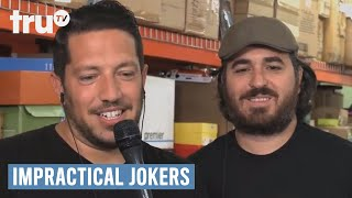 Impractical Jokers - Shoplifter Caught In The Act