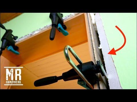 (1/2) So Gehts! Zimmertür-/Zarge Ganz Einfach Montieren.