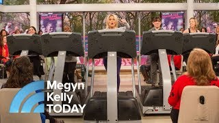 Megyn Kelly Reveals She'll Host And Run SHAPE Women's Half-Marathon Ceremonies | Megyn Kelly TODAY