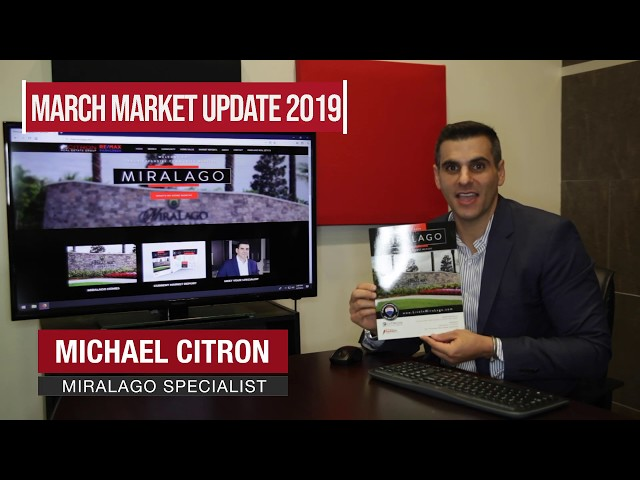 Miralago Market Update Newsletter - March 2019