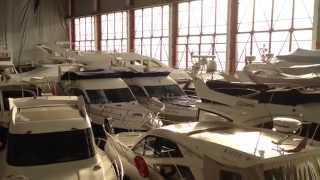 Galeon Yachts Wintering