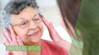 Eye problems as you get older