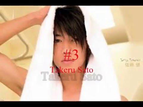 Top 10 Favorite Japanese Guys: *The Video actually finishes at 4:51* *Also (credits to GGPinkProductions) I make a mistake at 4:19-4:24* The Names of my Favorite Japanese Guys 10) Tori Matsuzaka 9) Hiro Mizushima 8) Kazuya Kamenashi 7) Masaki Okada 6) Haruma Miura 5) Kazunari Ninomiya 4) Kyousuke Hamao 3) Takeru Sato 2) Yudai Chiba 1) Katsuhiro Suzuki  I don't own the song... The song is from the Rurouni Kenshin Live Action Ending  It's called