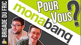 Monabanq avis - Banque en ligne