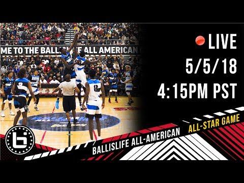 2018 Ballislife All-American Game