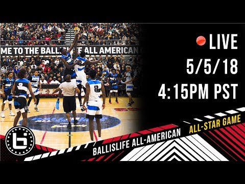 It Went Into Overtime!! The Full 2018 Ballislife All-American Game Presented By Eastbay!!