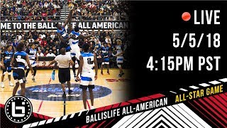 It Went Into Overtime!! The Full 2018 Ballislife All-American Game Presented By Eastbay!! thumbnail