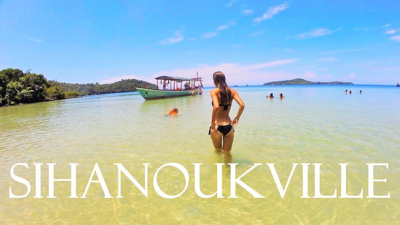 Сиануквилль - приятно удивил | Камбоджа | Лучший город Камбоджи!!