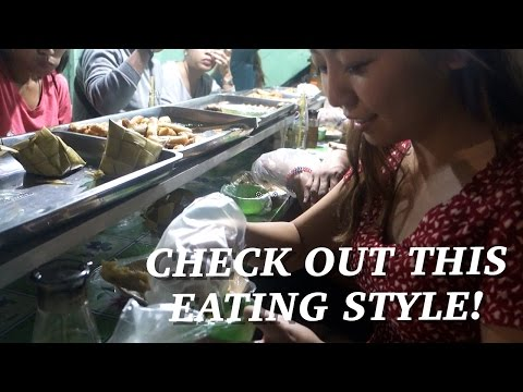 FILIPINO STREET FOOD OVERLOAD! Travel Cebu, Philippines