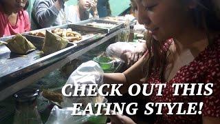 FILIPINO STREET FOOD OVERLOAD! Travel Cebu, Philippines