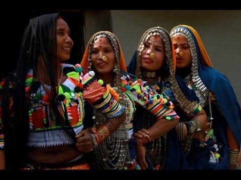 INDE - NEPAL : CARNET DE ROUTE, les Ranas Tharus  documentaire de voyage, février 2012