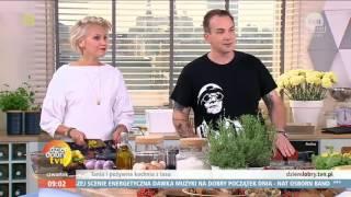 Sprawdź jak smakuje kuchnia drwala [Dzień Dobry TVN]