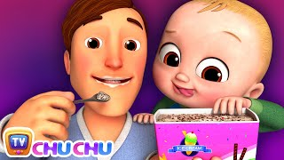 Johny Johny Yes Papa - Ice Cream Song - ChuChu TV Nursery Rhymes