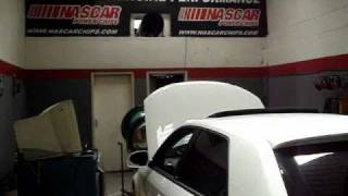 A3 SPORT 380cv / 0 a 300 Km/h dyno test - APR / NASCARCHIPS