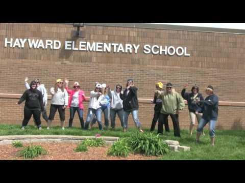 Hayward Elementary staff talent show 2x