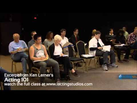 Acting 101 by Ken Lerner
