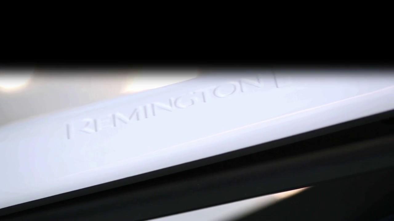 Remin exterior materials - Remington Air Plates Straightener