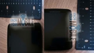 "Samsung Galaxy S3 Rumors April 30: New Galaxy S III 4.8"" Screen Picture From Know Your Mobile?"