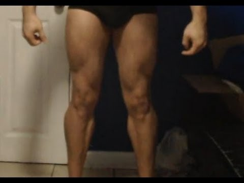 How to get bigger calves - YouTube