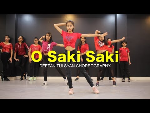 O Saki Saki | Full Class Video | Deepak Tulsyan Choreography
