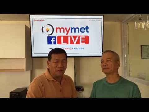 MyMet LIVE! Episode 1 - STCW Administration