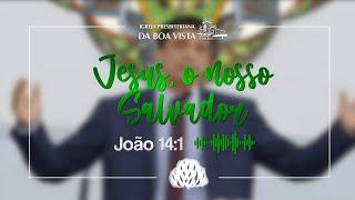 Jesus, o nosso Salvador | Devocional Diário | Rev. Leonardo Falcão | IPBV