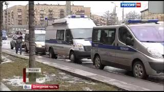 В Москве совершено ограбление на 32 млн. рублей