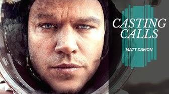 What Roles Has Matt Damon Turned Down? | CASTING CALLS