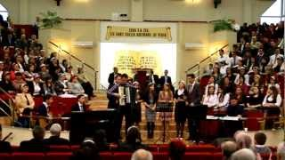 Adonia Baia Mare - Sa cante tot poporul -  Muntele Sionului