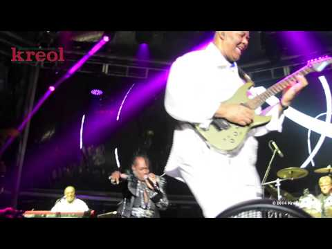 The Commodores - Live at Saint Lucia Jazz and Arts Festival 2014