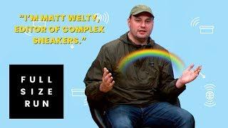 The Evolution of Matt Welty's Magical Hands | Full Size Run
