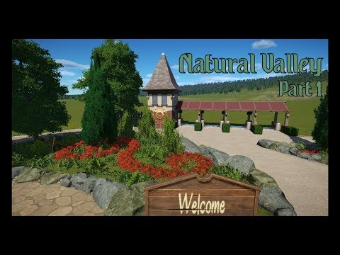 Natural Valley - Entrance area - Part 1