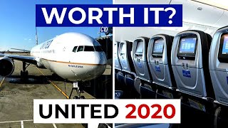 Gambar cover United Airlines 777-300ER Frankfurt to San Francisco | Economy Class TRIP REPORT