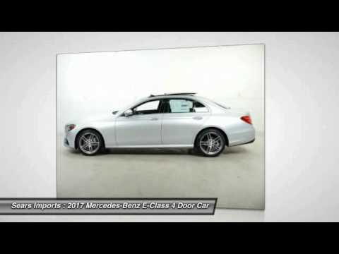 2017 mercedes benz e class minnetonka minneapolis for Mercedes benz bloomington mn