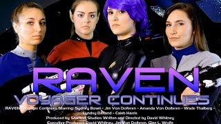 Repeat youtube video RAVEN: Voyager Continues - A Star Trek Fan Production - Starfleet Studios EP01 Full Film