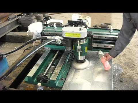 DTH XDG1000-C Portable line milling machines