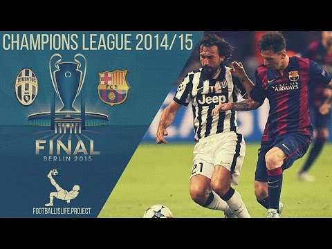 Лига Чемпионов 2014/15 Финал Ювентус - Барселона | Champions League 2014/15 Juventus - Barcelona