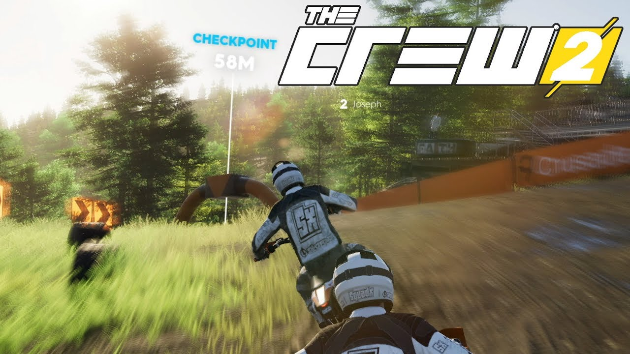 the crew 2 offroad motorrad im multiplayer valle youtube. Black Bedroom Furniture Sets. Home Design Ideas