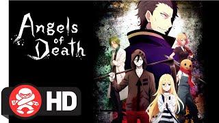 Pre-order 'Angels of Death' Complete Series
