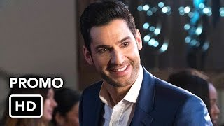 """Lucifer Season 2 """"Things Are Heating Up!"""" Promo (HD)"""